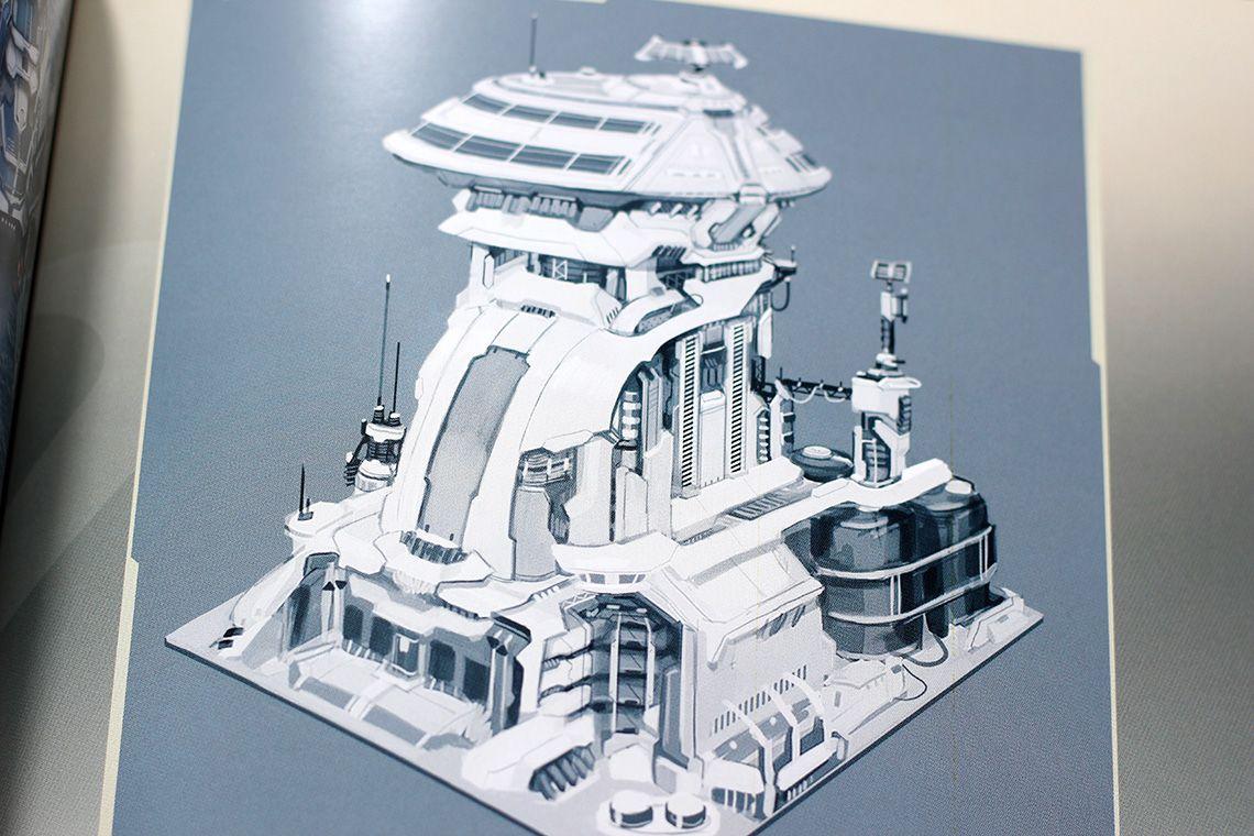 Anno 2070 artbook 16 sci fi architecture pinterest for Anno 2070 find architect
