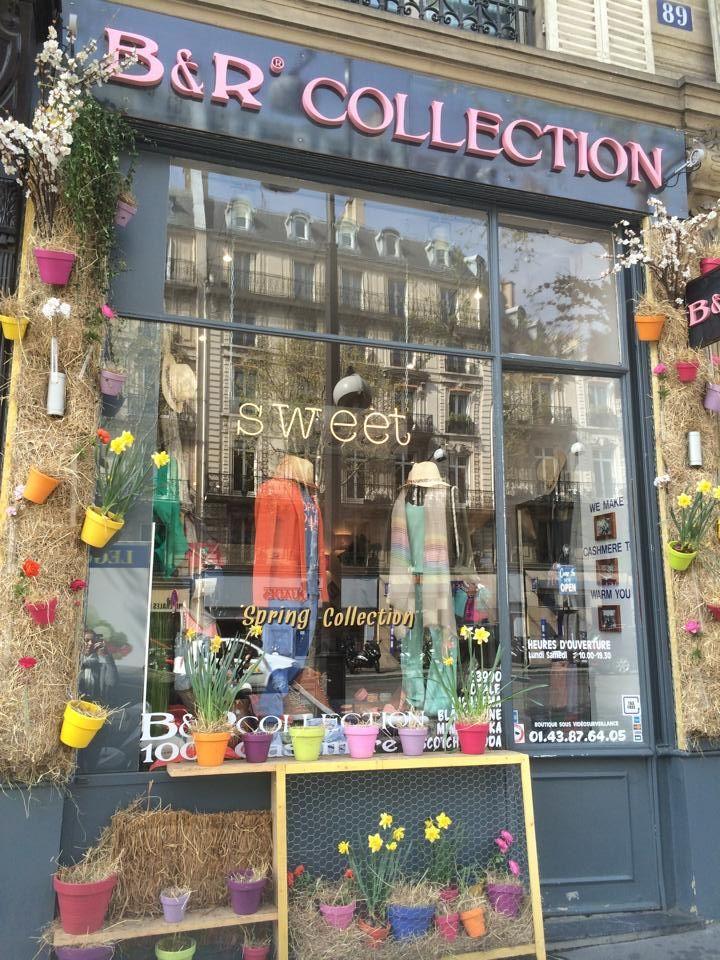 Vitrine De La Boutique B Rcollection Paris Cadeaux