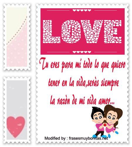 Bonitas Frases De Amor Para Mi Novio Con Imagenes Frases