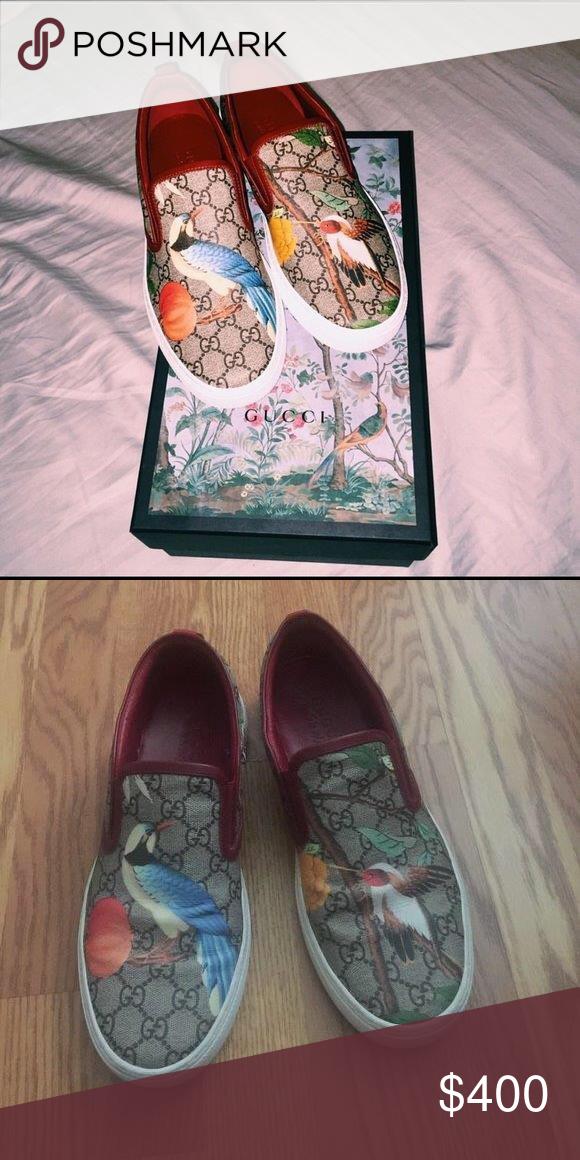Gucci Tian Slip-Ons