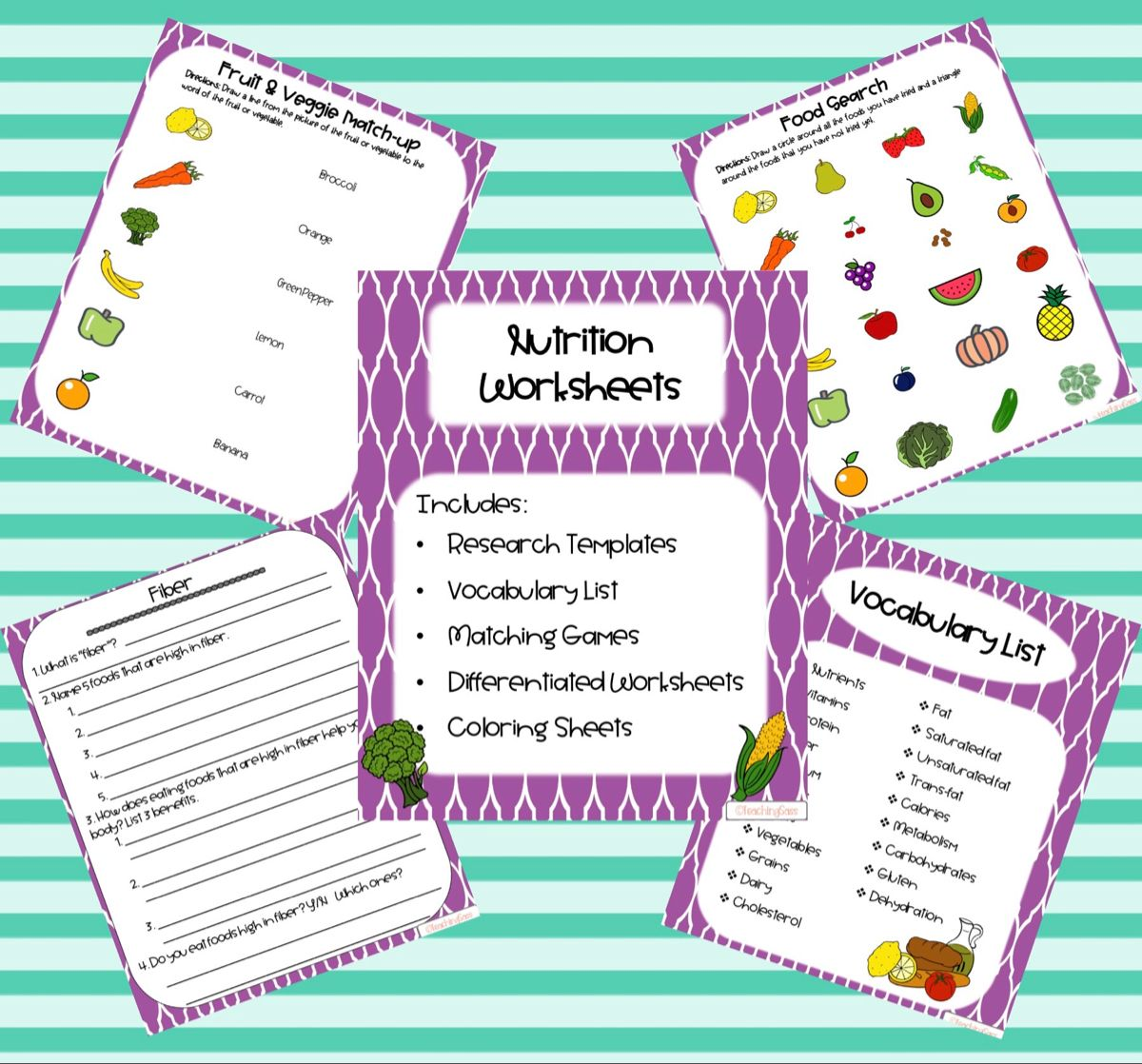 Nutrition Packet In