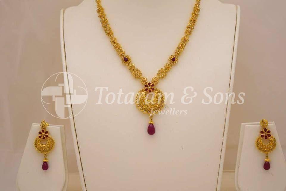Totaram papalal & sons jewelers
