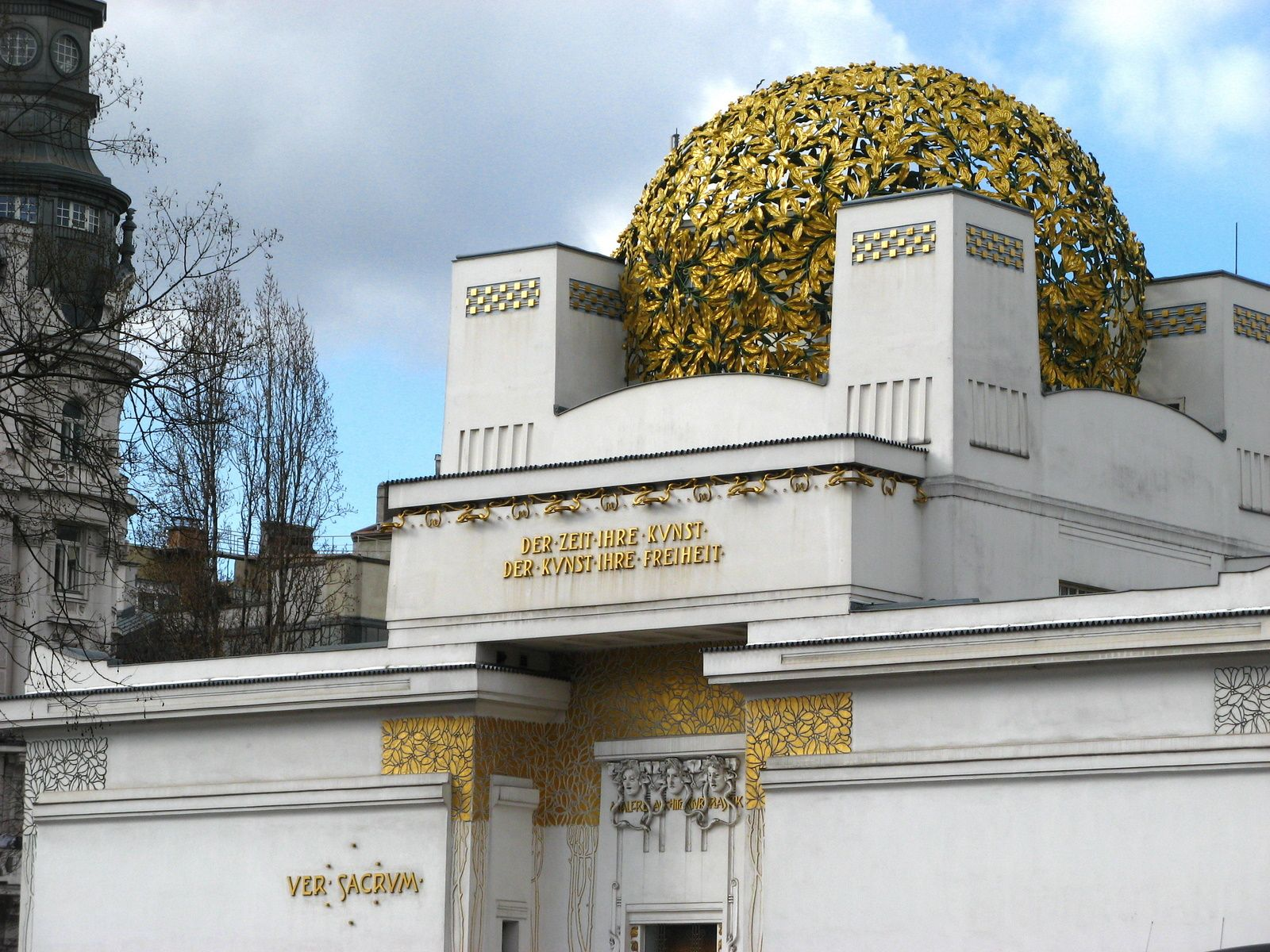 Vienna Secession Gallery Google Search Visit Art