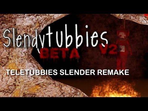 Slendytubbies V2 Beta Teletubbies Nightmare Teletubbies Nightmare Movie Posters