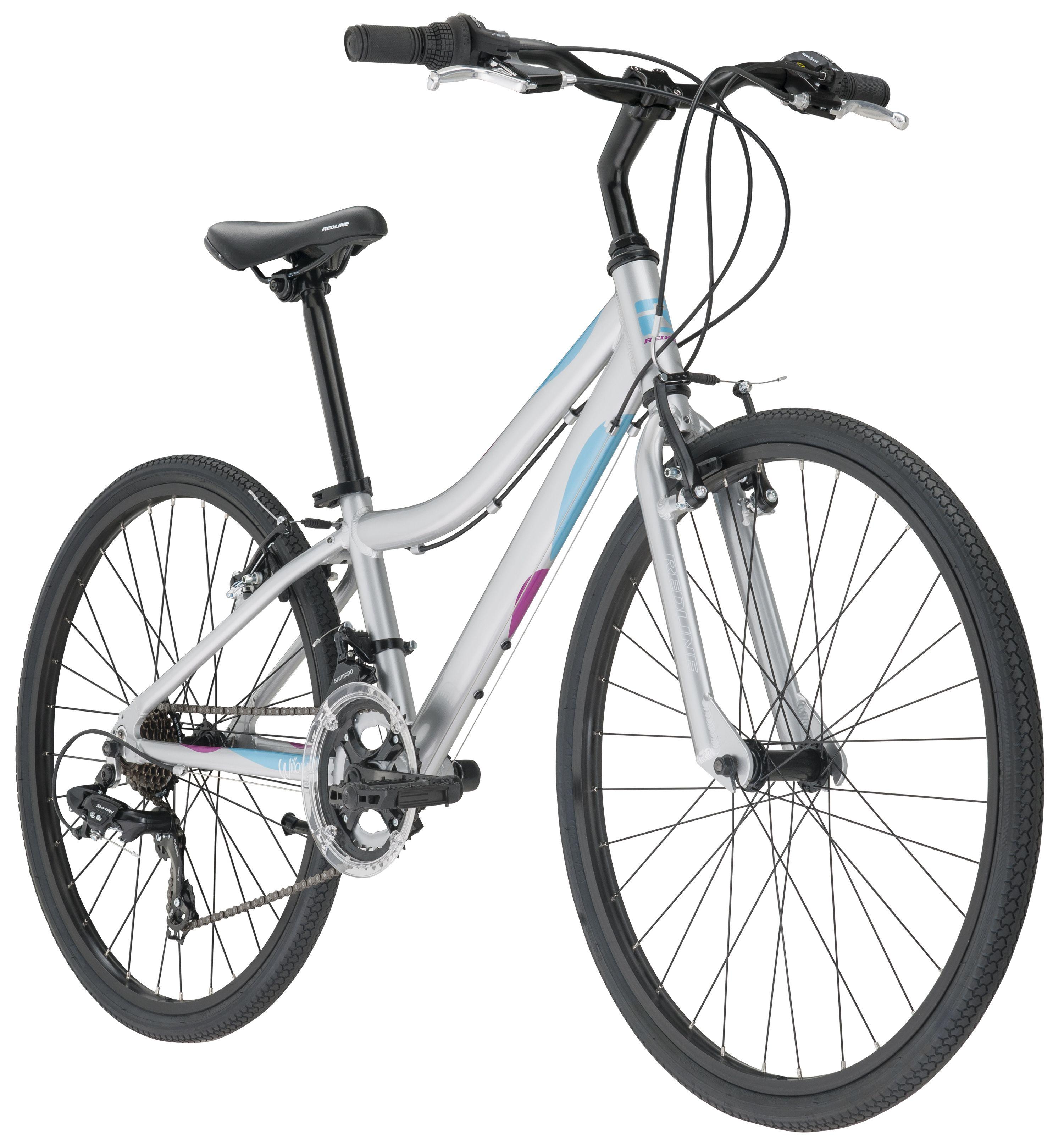 Redline Bikes Willow 24 Girl's Hybrid Bike 139.95