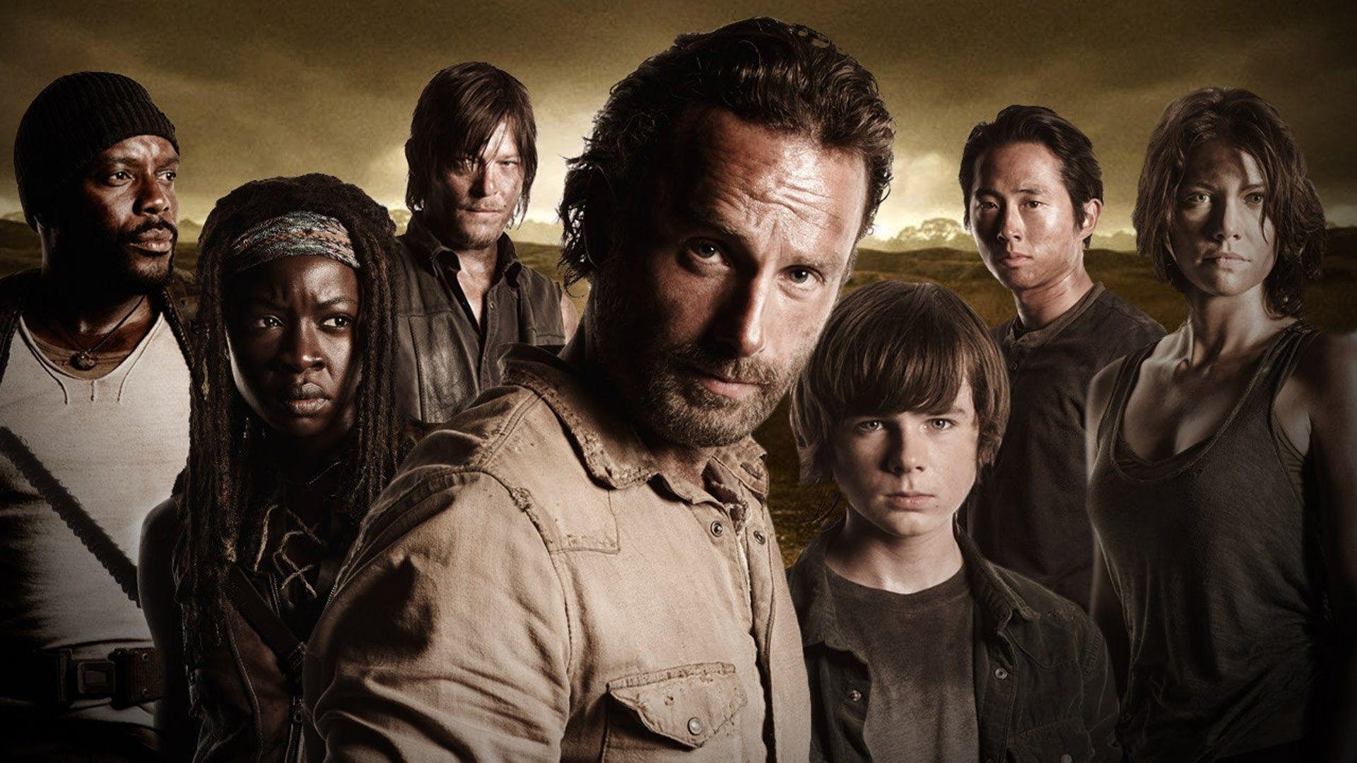 Widescreen Backgrounds The Walking Dead