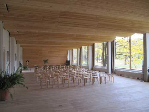 Aalto Library Conference Room