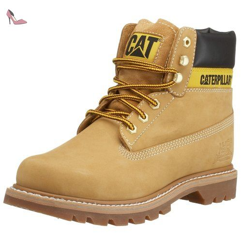 marche de Bottines G514An en Colorado Caterpillar cuir JTl1KcF