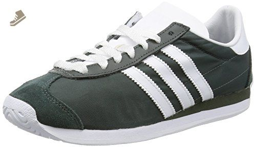 wholesale dealer 8d50d 9bd1b adidas Country Og W Womens Trainers Olive White - 5 UK - Adidas sneakers  for women (Amazon Partner-Link)