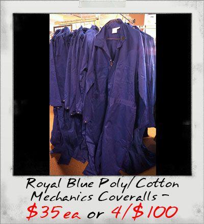 Direct Workwear Edmonton Mechanic Coveralls Coveralls Work Wear