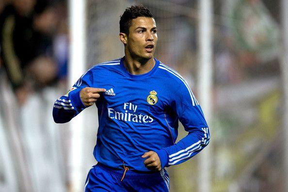 Cristiano Ronaldo - Rayo Vallecano de Madrid v Real Madrid CF - La Liga