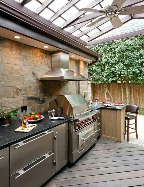 Outdoor Kitchen Bbq Area Outdoor Kitchen Covered Outdoor Kitchens Outdoor Kitchen Appliances