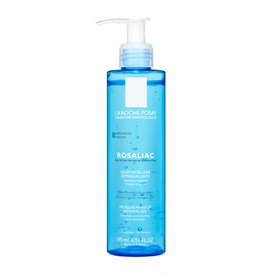 La Roche Posay Rosaliac Micellar Make Up Removal Gel 195ml In 2020 Makeup How To Remove Skin Care