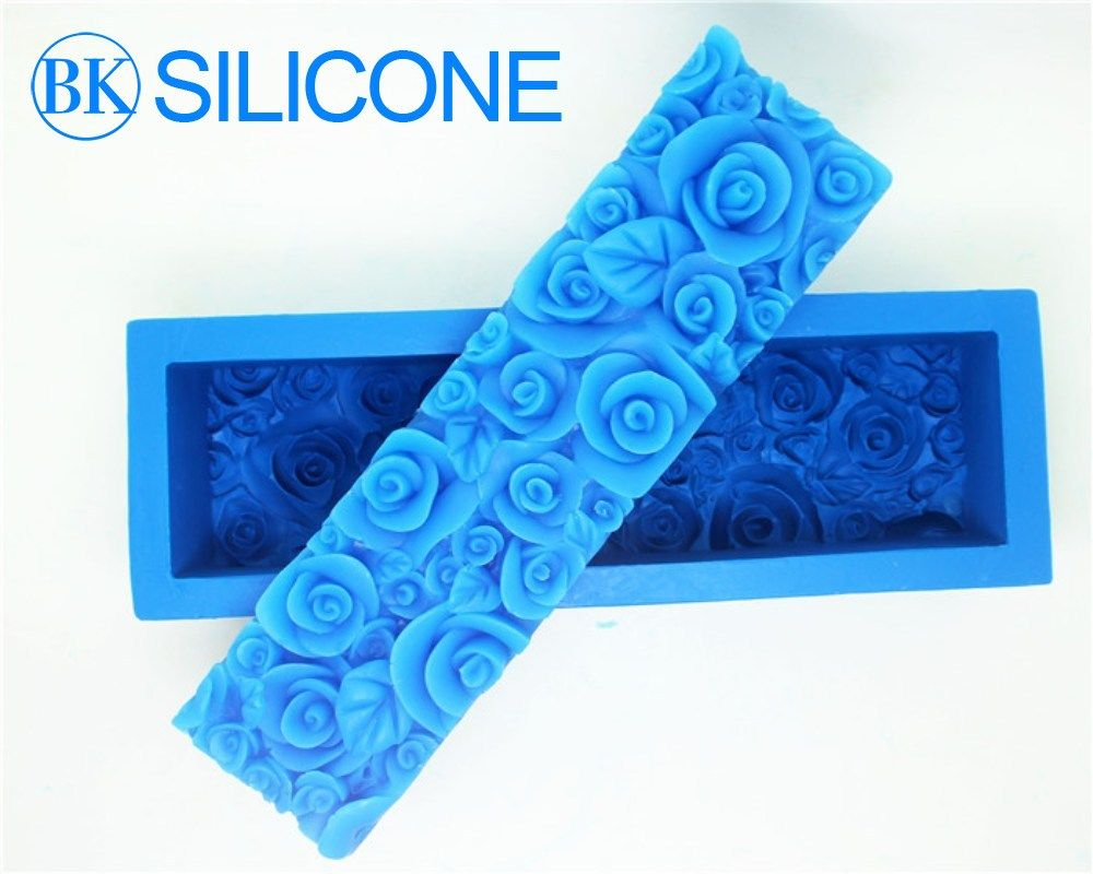 big silicone loaf mold silicone rose loaf mould handmade