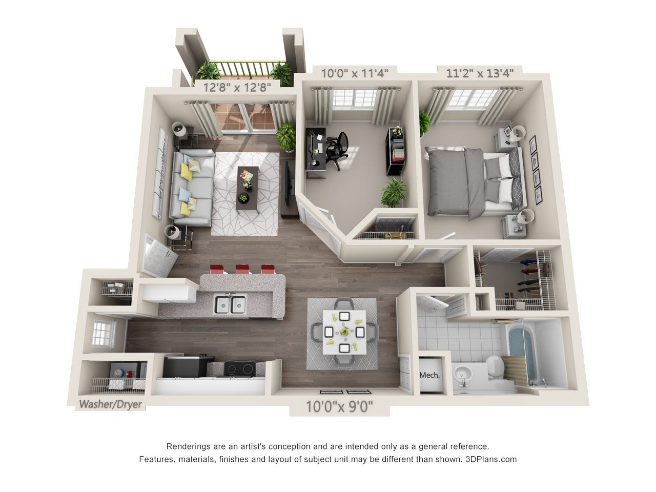 Apartment Floor Plans Sims House Plans Small House Plans