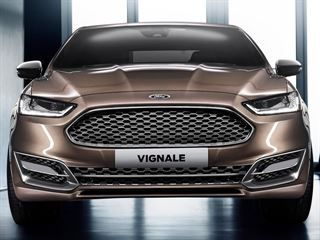 Ford S Vignale Concept Is Like Mercury For Europe Fotos