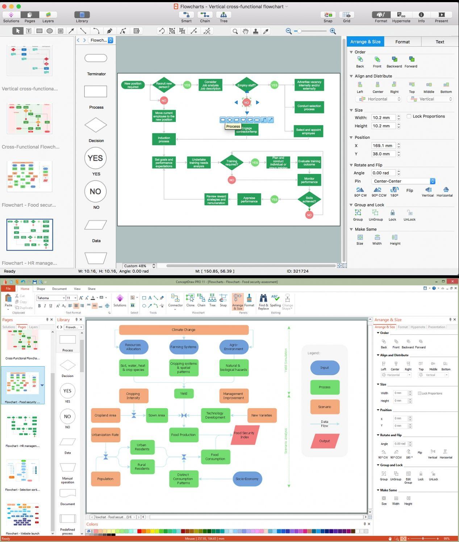 Flow Diagram Beautiful Design Obiee 11g Architecture 75 Stock Of Flowchart Shapes Symbol Chart Layout