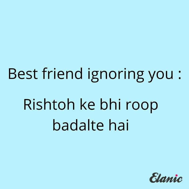 kyu friend bhi kabhi bestfriend thi😂 tag your best friend if they