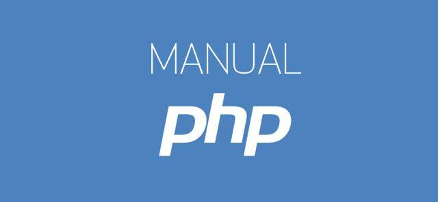 Php User Manual Pdf