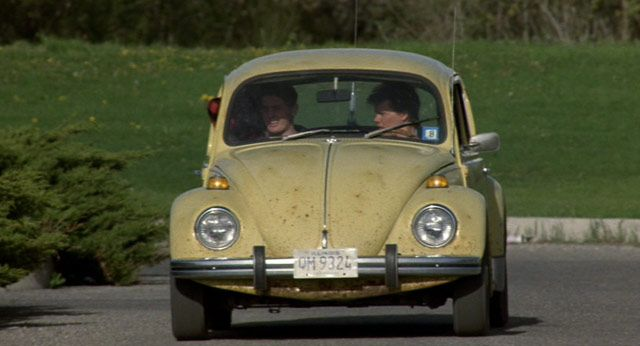 Movie Quiz: In what movie does the new kid in town (who drives a VW Bug) shake things up by ...