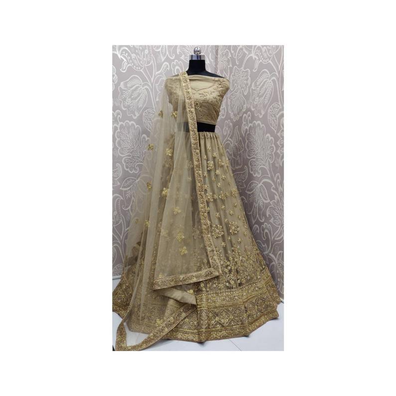 Designer dori and embroidered net beautifull bridal wedding lehenga choli for women, chaniya choli, bridal lehenga, designer lehenga #chaniyacholi