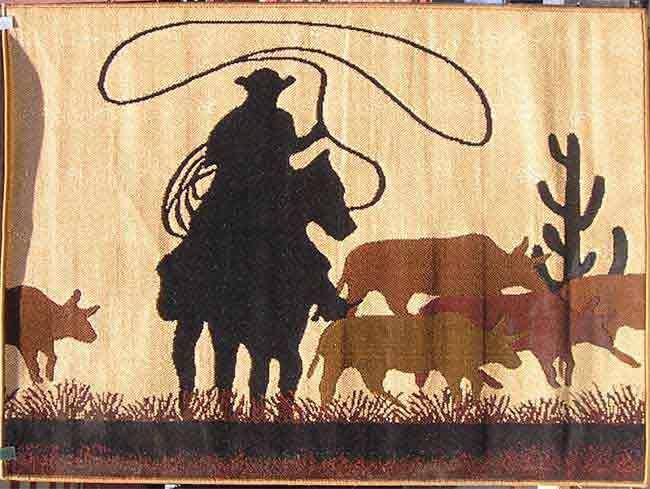 cowboy area rugsRoselawnlutheran