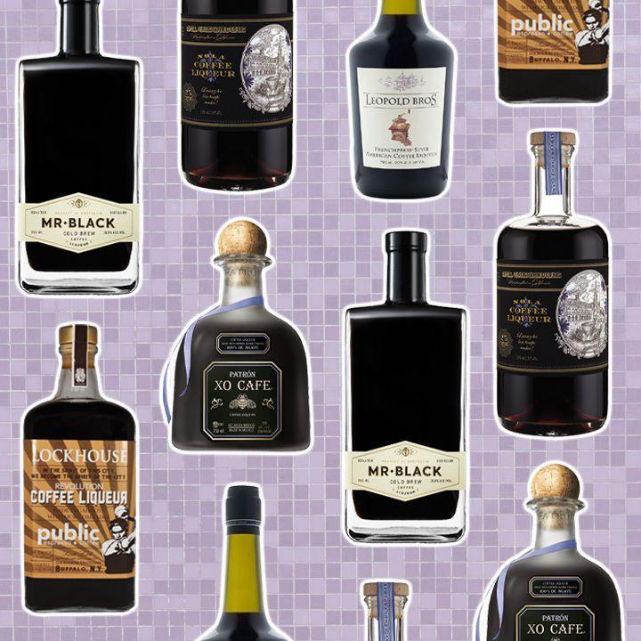 Coffee flavored liqueur brands di 2020
