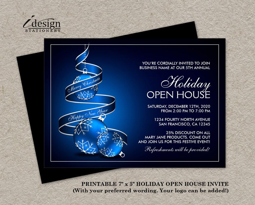 sample business open house invitation wording - Picture Ideas ...