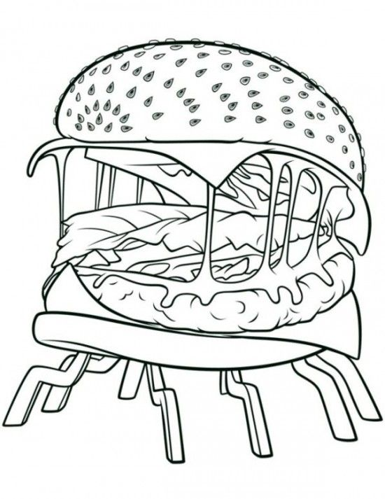cloudy with a chance of meatballs coloring pages # 33