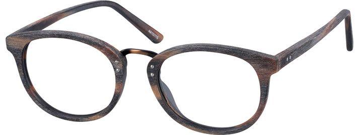 2829a93588f Brown Acetate Full-rim Frame 4410115