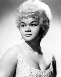 The one and only Etta James. Rest in paradise.