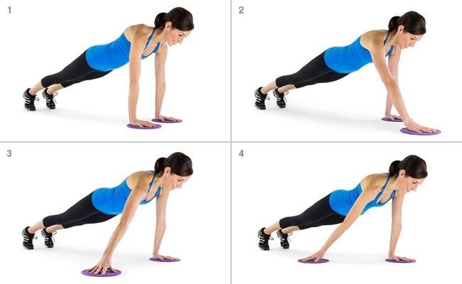 41+ Gliding disc core workout trends