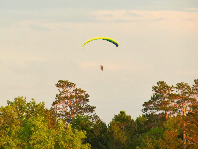 Glider in Northern Minnesota