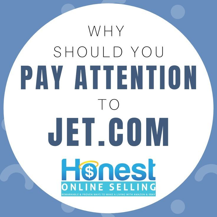 Why You Should Pay Attention To Jet Com Great Business And