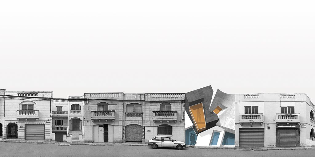 Pin by Omar Caruana on Architectural projects Building