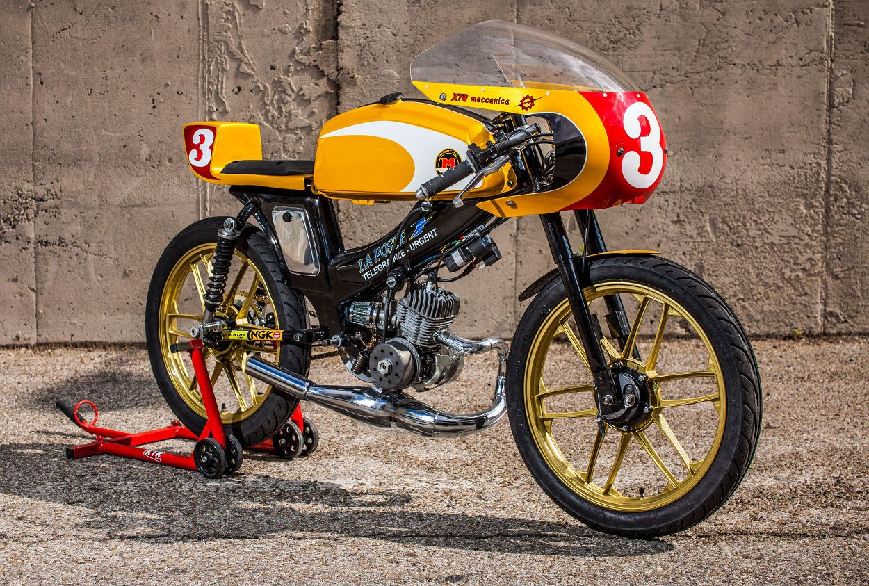 Best Cafe Racers of 2017   Motorcycle   Custom cafe racer, Bicycle