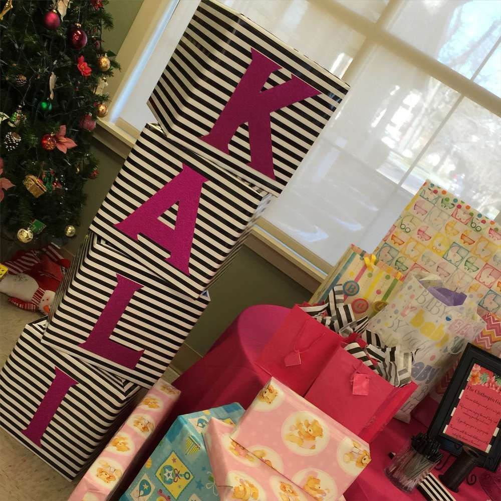Kate Spade Baby Shower Party Ideas | Photo 18 Of 22 | Catch My Party