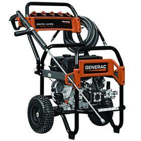 Generac Semi-Pro 4200 PSI (Gas - Cold Water) Pressure Washer