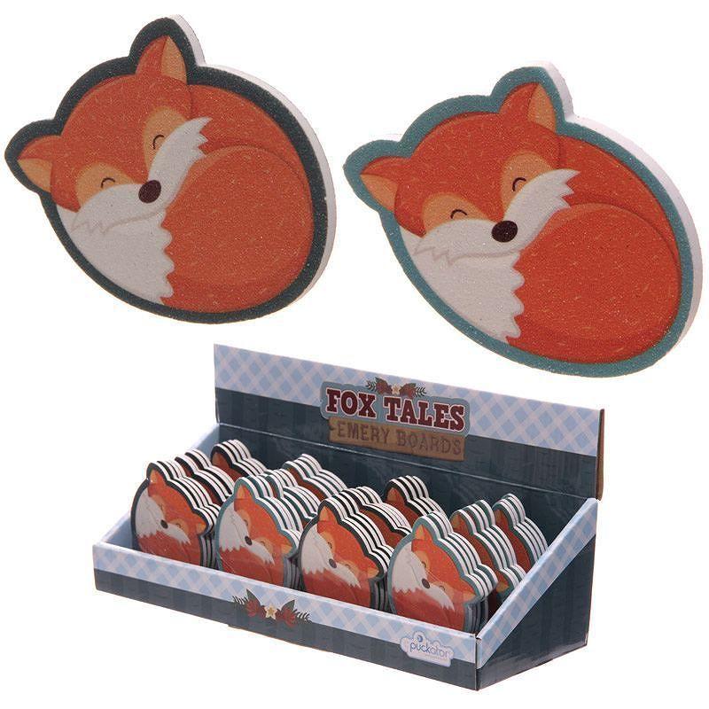 Fox Design Emery Board Nail File http://ift.tt/2igJOYf