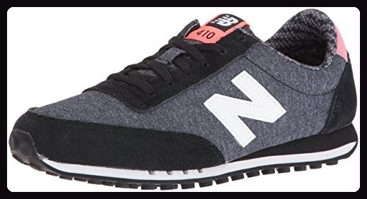 New Balance Damen 410 Sneakers, Schwarz (Black), 38 EU ...