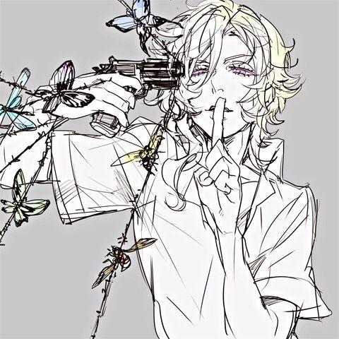 Joshua Kiryu | The World Ends With You | Pinterest | Manga boy ...