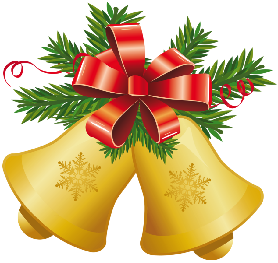 Christmas Bells Clipart | Bells | Pinterest | Clip art, Christmas ...