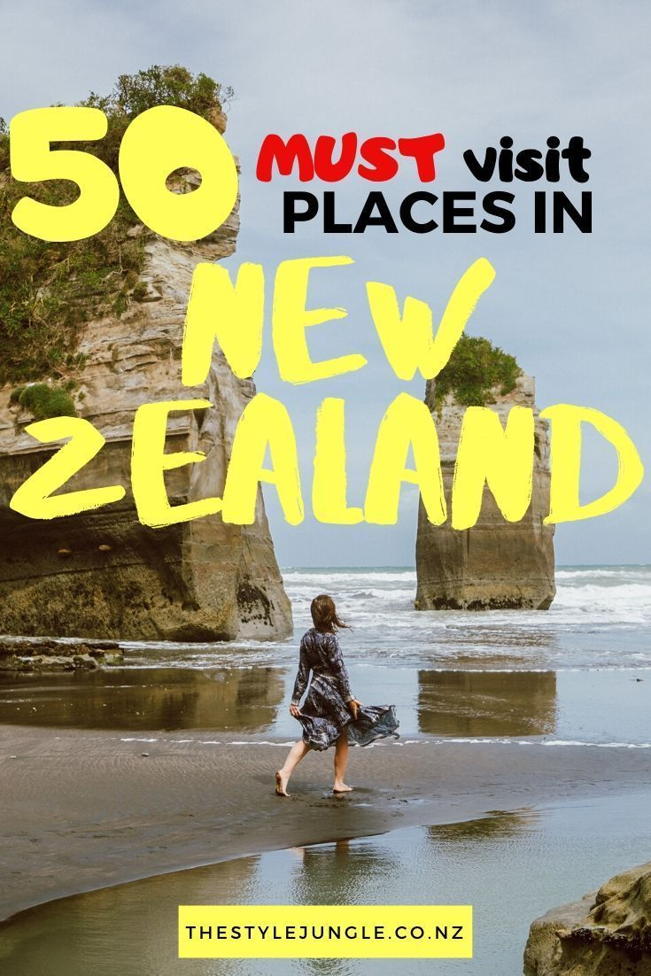 Creating New Zealand travel itinerary is never easy - so much to see and do! This list of our top-50 places in New Zealand will help! All New Zealand must-do's in one place, you just need to choose. Depending on the aim of your trip: New Zealand adventures, New Zealand photography, New Zealand food - you'll find soething for you here. #newzealand