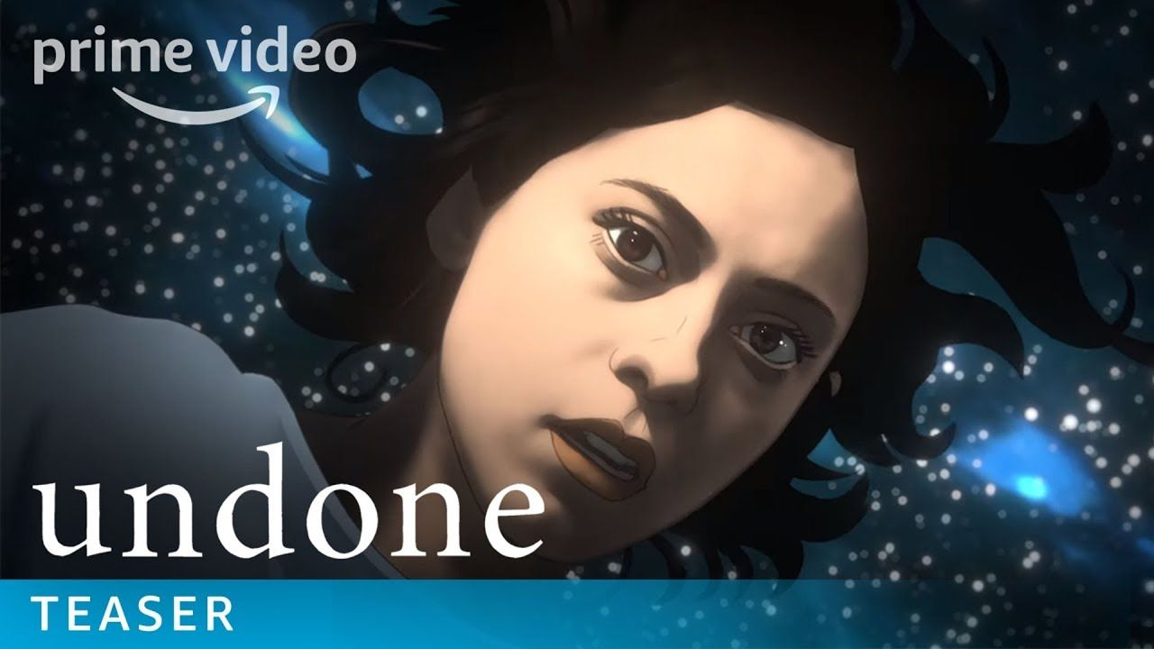 Undone Tv Series Prime Video Amazon Tv Series Teaser