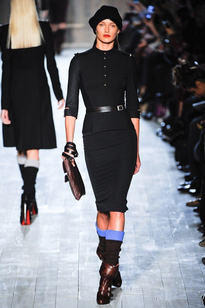 Victoria Beckham Fall 2012 Ready-to-Wear Collection Photos - Vogue