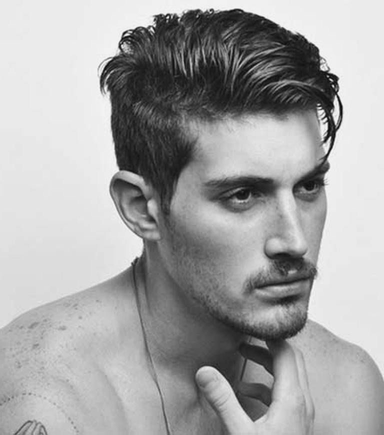 Pin On Mens Popular Hairstyles