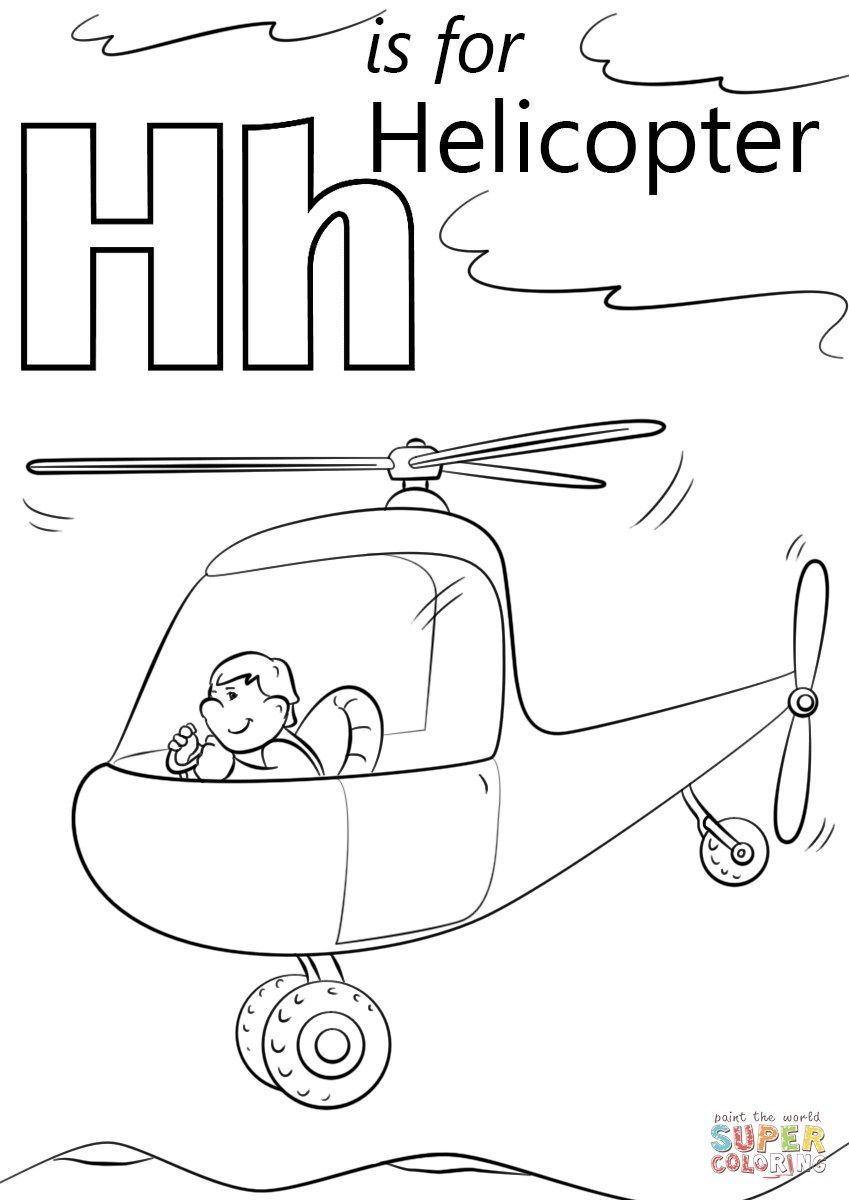 Letter H Coloring Pages Letter H Is For Helicopters Coloring Page Free Printable Coloring Birijus Com H Coloring Page Letter H Coloring Page Lettering H Kindergartenworksheets asl coloring pages e