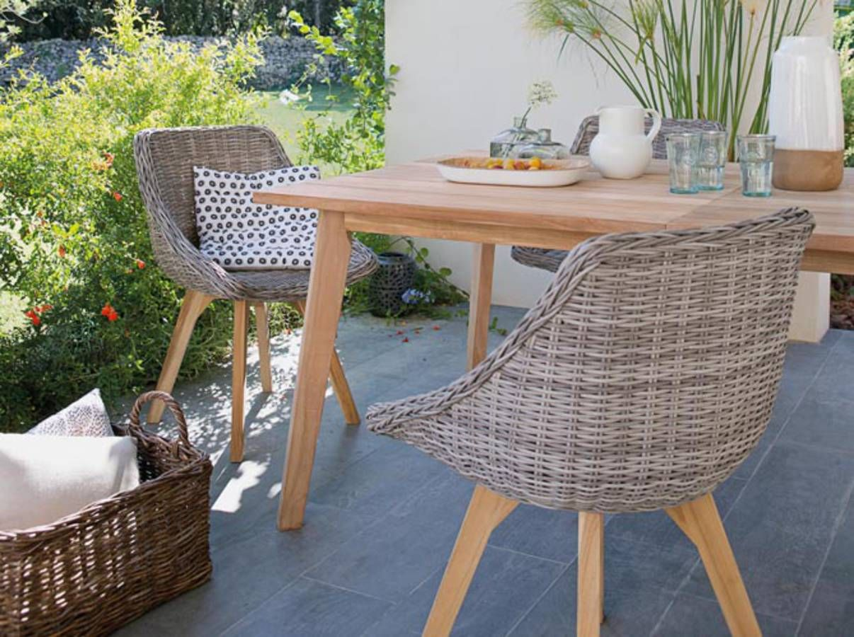Mobilier de jardin : la collection 2016 Jardiland | SIT OUTDOORS AND ...