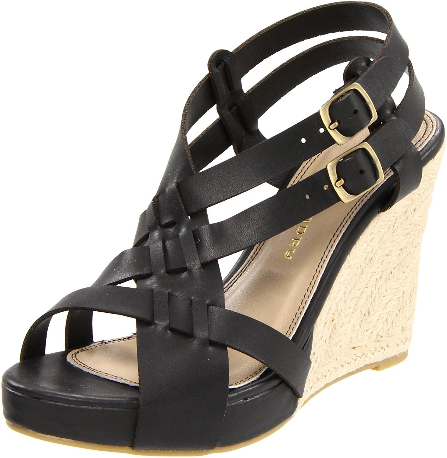 Chinese Laundry Women S Double Click Wedge Sandal Additional