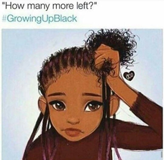 Image result for A black girl with braids drawing   LOL ...